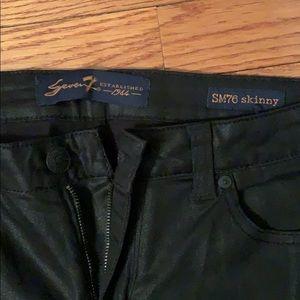 Seven7 Jeans - Sleek Black Jeans